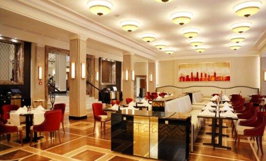 ФОТО: Как выглядит новый пятизвездочный отель Grand Hotel Kempinski в Риге
