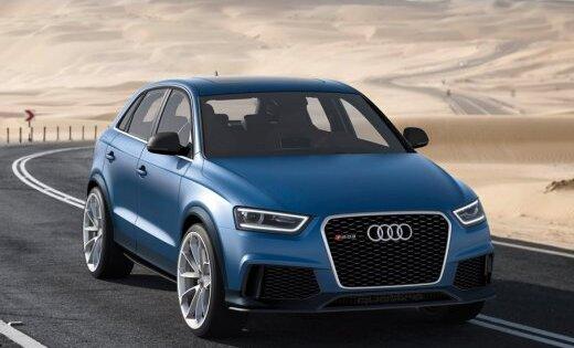Audi начинает войну за лошадиные силы