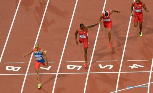 Fēlikss Sančezs kļūst par divkārtējo olimpisko čempionu 400 metru barjerskrējienā