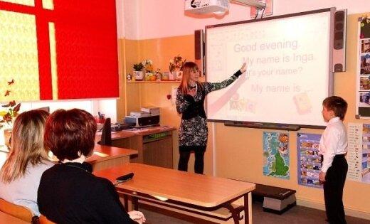 Skola Ventspilī pirmā Baltijā ieguvusi 'gudro tehnoloģiju' skolas statusu