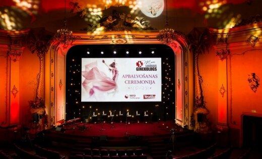 Svinīgā ceremonijā apbalvoti Latvijas labākie ginekologi