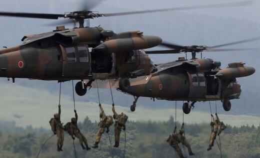 Госдеп одобрил реализацию Латвии военных вертолетов насумму $200 млн
