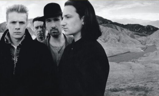 'The Joshua Tree' – 30. Septiņi fakti par svarīgāko 'U2' albumu