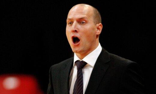 Štelmahers veic pārrunas ar 'Ventspils' basketbola kluba vadību