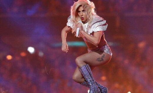 Леди Гага записала гимнЧМ