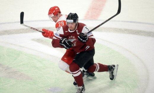 Latvija pēc zaudējuma atvadās no cerībām uz ceturtdaļfinālu