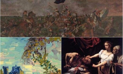 Pieci vērtīgi mākslas darbi, kas nevilšus uzieti bēniņos, garāžās un pagrabos