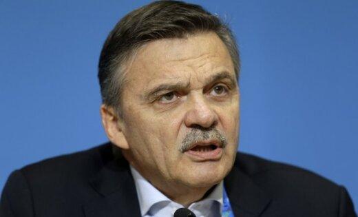 Глава ИИХФ поддержал идею проведения мирового форума в Риге