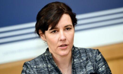 Svarīga būs 'ABLV Bank' pašlikvidācijas plāna detalizācija, pauž Finanšu ministre