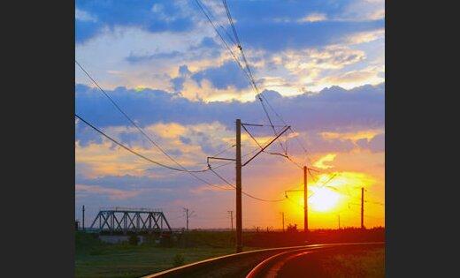 Весной до Валги пустят пассажирский поезд