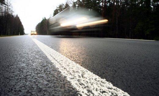 Литва надеется подтолкнуть Латвию расширить автодорогу Via Baltica