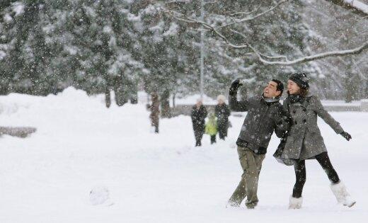 В воскресенье в Латвии сохранится облачная погода