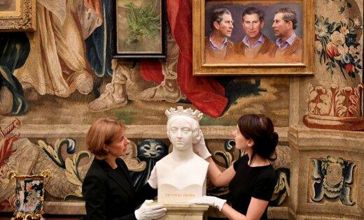Три поколения: принц Чарльз продемонстрировал архивное фото ссыном ивнуком