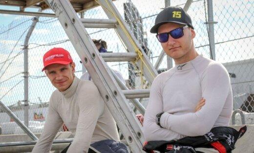 Nitišs un Baumanis pēc diviem PČ posma kvalifikācijas braucieniem atrodas starp potenciālajiem pusfinālistiem