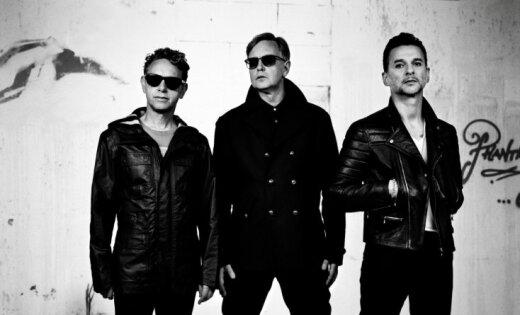 В новом туре Depeche Mode Рига не значится - только Вильнюс