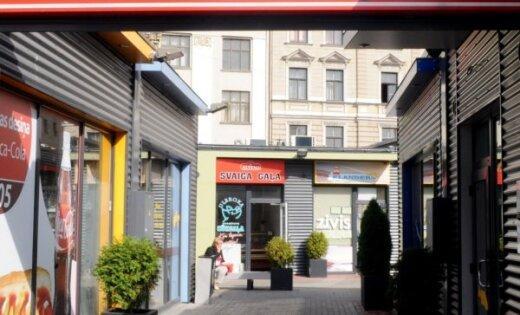 Viesnīcu 'Radisson RED' bijušā 'Mildas tirdziņa' vietā būvēs 'LNK Industries'