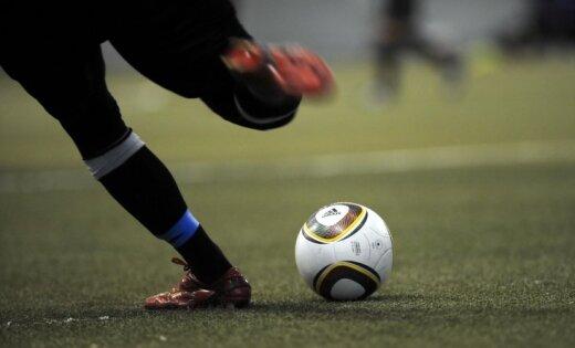 JPFS/FK 'Spartaks' futbolisti virslīgas čempionāta spēlē izrauj neizšķirtu pret Rīgas 'Daugavas' komandu