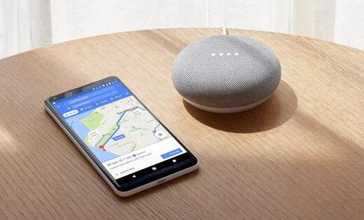 'Google' prezentējis jaunos 'Pixel' viedtālruņus, klēpjdatoru un mājas skaļruņus
