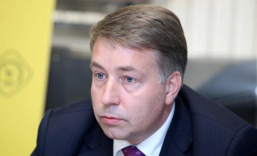 'airBaltic' saslīdējušajā lidmašīnā Maskavā atradies satiksmes ministrs Augulis