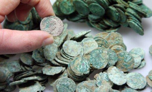 На затопленном нацистами судне найден клад на 34 млн фунтов