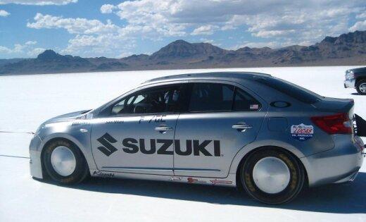 Suzuki призналась в нарушении правил тестирования автомобилей