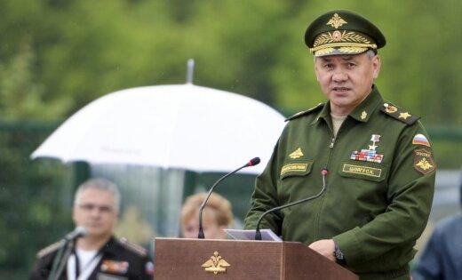 Шойгу исключил прямое столкновение России и Украины
