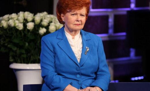 """Вике-Фрейберга обвинила народ Латвии в """"злости и зависти"""" к ней, пригрозила, что ее похоронят в Канаде"""