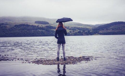 Во вторник в центральных и восточных регионах ожидаются затяжные дожди