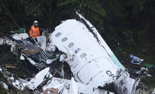 «Мыпадаем, помогите!»— обнародована заключительная запись ссамолета, разбившегося вКолумбии