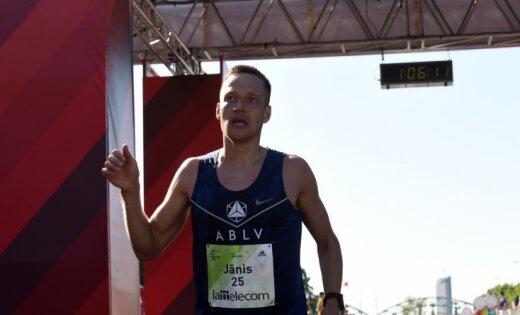 Višķeram Eiropas čempionāta maratona distancē 49.vieta, bet Marhele izstājas