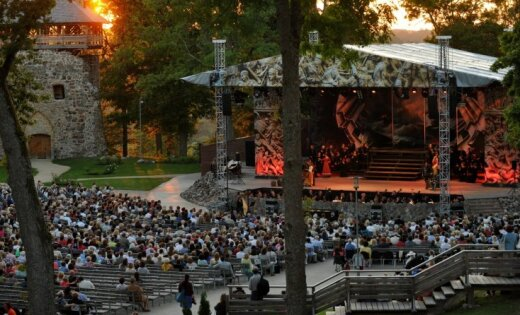 Siguldas Opermūzikas svētkos rādīs Latvijā līdz šim neiestudēto operu 'Falstafs'