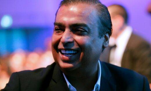 Самый успешный бизнесмен Индии стал электронным резидентом Эстонии