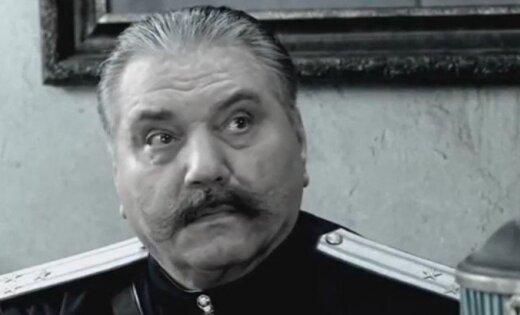 """Умер актер из """"Ликвидации"""" и """"Мастера и Маргариты"""" Виктор Смирнов"""