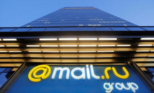 Kremlim tuvajam 'Mail.ru' bijusi īpaša piekļuve 'Facebook' lietotāju datiem