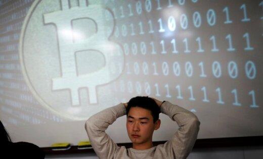 'Bitcoin' trakuma pārņemtā Dienvidkoreja plāno kriptovalūtas aizliegšanu