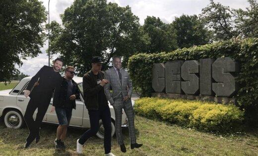 ASV radio zvaigzne atvainojas par Cēsu izsmiešanu