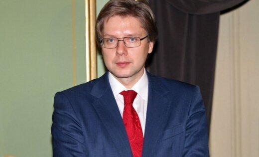 Atvērts ziedojumu konts Rīgas mēra Ušakova ārstēšanai