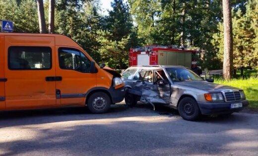 Pamanīji avāriju vai sastrēgumu? Ziņo 'Delfi Aculieciniekam'