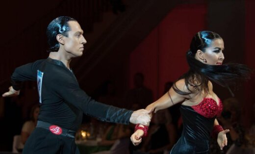 Latvijas sportistiem otrā vieta pasaules čempionātā LA dejās profesionāļu divīzijā