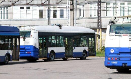 'Rīgas satiksme' 125 trolejbusus pirks no 'Škoda Electric'