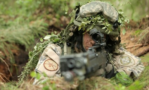 Латвия планирует увеличить присутствие армии на востоке страны и укрепить ее