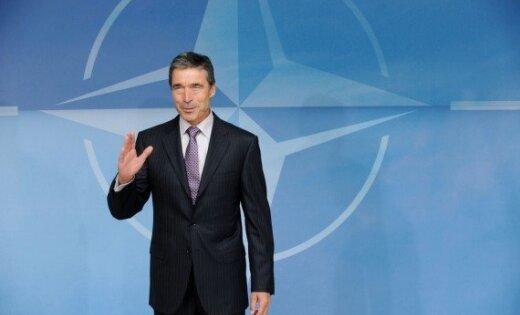Arī NATO ģenerālsekretāru satrauc Krievijas aktivitātes Baltijas pierobežā
