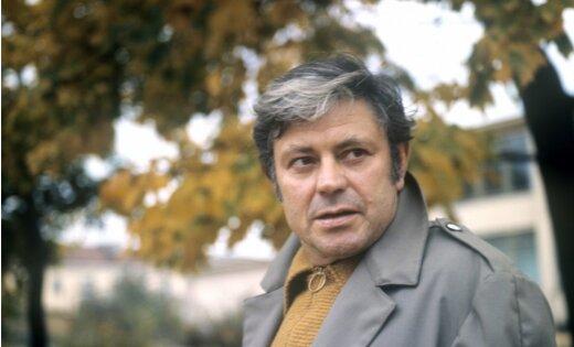Ушел из жизни знаменитый литовский актер Донатас Банионис