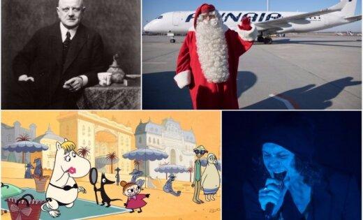 Somijai 100: Sibēliuss, Mumini, rokmūzika un citi somu kultūras lepnumi