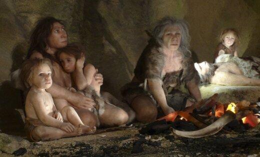 Генетики определили что сгубило неандертальцев