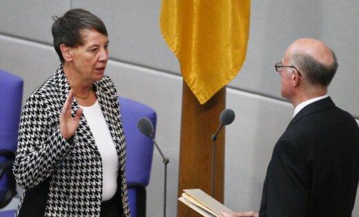 Немецкий министр гомосексуалист