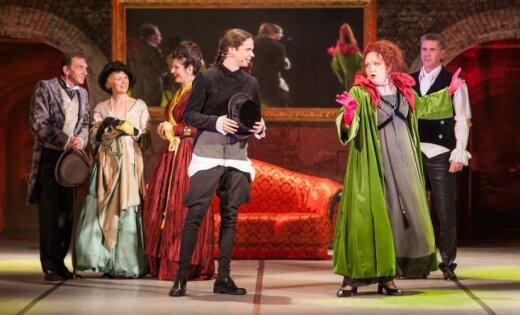Uz Daugavpils teātra skatuves atgriežas Raimonda Paula 'Dāmu paradīze'