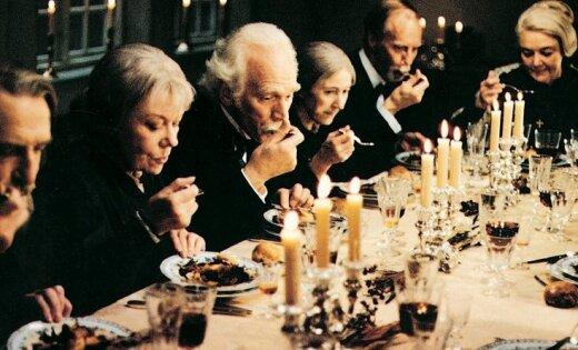 Garšīgais kino. Deviņas izcilas filmas par ēdienu, gardēžiem un pavārmākslu