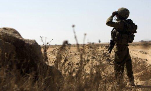 Израильская армия разогнала газом палестинских молодых людей
