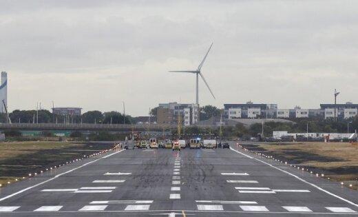 Аэропорт Лондон-Сити закрыт из-за бомбы времен Второй мировой